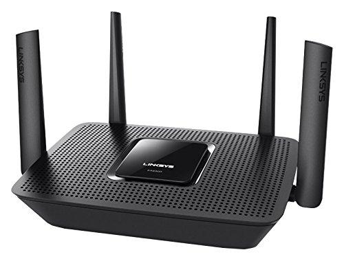 Linksys EA8300 Max-Stream AC2200 Simultaneous Tri-Band Wi-Fi Broadband Router - £88.98 @ Amazon