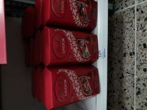 Lindt lindor boots 200g for £2 and 337g £3.25 instore @ Boots (Chatham)