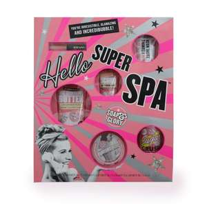 Soap & Glory Hello Super Spa £10.00 @ Boots online. Free Order & Collect