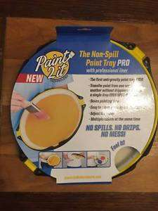 Paint2It The Non-Spill Paint Tray PRO - The Anti-Gravity Technology @ eBay/Jenolite - £15.00