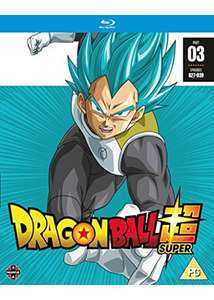 Dragon Ball Super Part 3 (Blu-ray) Base - £18.99