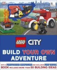 LEGO City Build Your Own Adventure: With minifigure and exclusive model £5.39 @ WHSmith (Free C&C)
