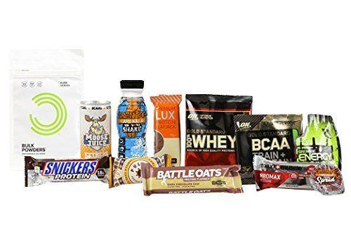 Amazon Sports Nutrition Sample Box £8 Prime / £12.75 Non Prime @ Amazon