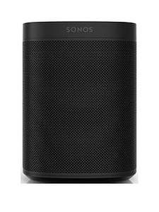 Sonos one Alexa, pair for £280 with 20% code at Very