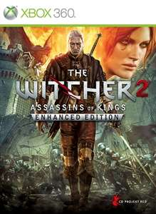 The Witcher 2 - £3.74 with Gold - X enhanced