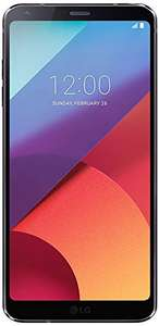 LG G6 32GB Sim Free Astro Black / Platinum Ice @ Amazon £349.99