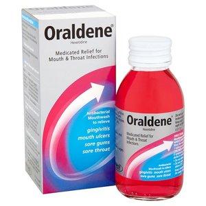 Oraldene mouth wash £2.99 instore at Home Bargains - Beeston