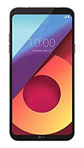 LG Q6 SIM-Free Smartphone - Black £179.99 @ amazon