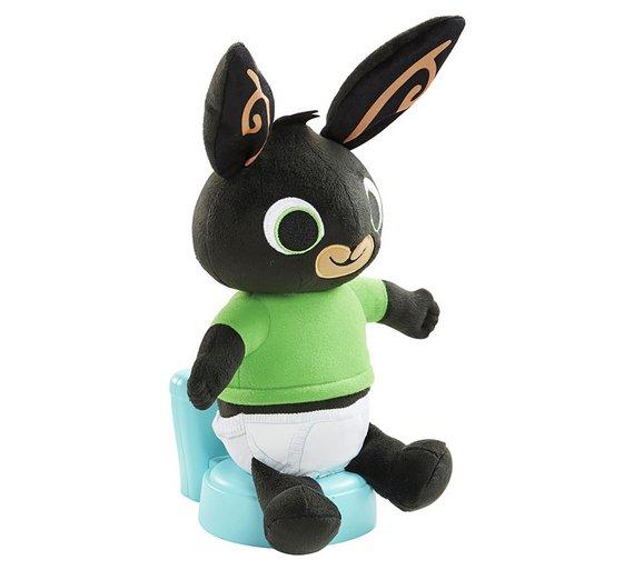 Toilet Train Bing Bunny £23.99 @ Argos