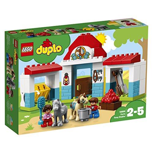 Lego Duplo town farm pony stable £16.49 Prime / £21.24 Non Prime @ Amazon
