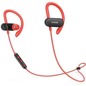 Anker SoundBuds Curve Wireless Headphones, Bluetooth 4.1 Sports Earphones £25.99 Sold by AnkerDirect and Fulfilled by Amazon