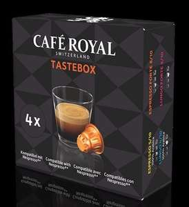 4 Free Nepresso Capsules (Using code / normally £5.79 including delivery) @ Cafe Royal
