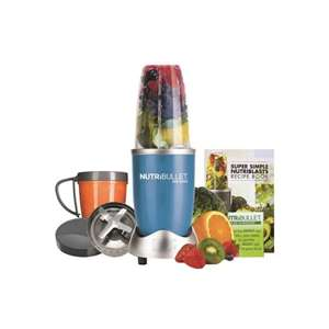 NutriBullet 600 BLUE reduced today again - £34 @ Tesco Direct