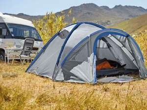 Crivit 4 Person tent £29.99 @ Lidl on sale 08/04
