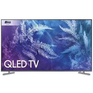 "Samsung QE55Q6F 55"" 4K Ultra HD Smart QLED TV £799 / QE55Q7F £1002.99 + Claim a FREE national football shirt From Samsung @ Co-Op Electrical"