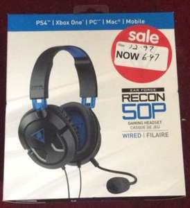 Turtle beach headset @ Asda In store  Park Royal ONLY £6.47 was £45