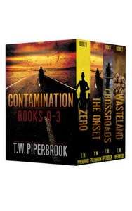 Contamination Boxed Set (Books 0-3 in the series) Kindle Edition
