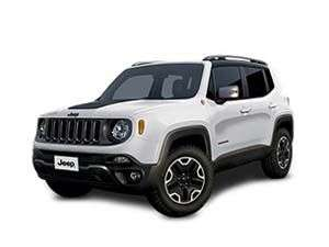 Jeep Renegade Diesel Hatchback 1.6 Multijet Longitude 5dr £205.99 per month (36 month Lease - 8k Annual Mileage - £617.97 initial £359.94 processing fee) total £8,187.56 @ Silverstone Fleet Management