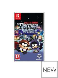 South Park The Fractured But Whole (Nintendo Switch) pre order £34.99 at Very.co.uk