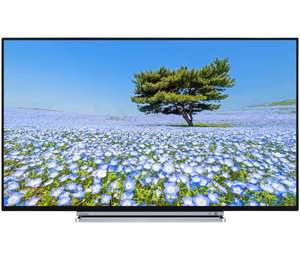 Toshiba 43U676343 inch 4K Ultra HD Smart LED TV Freeview Play - £299 + 6 years guarantee Richer Sounds