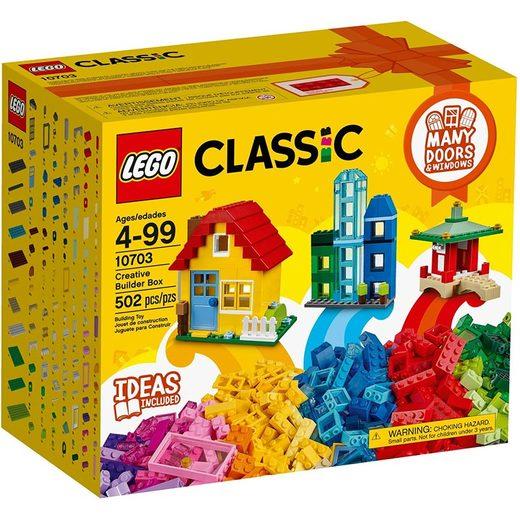 LEGO Classic Creative Builder Box 10703 500 Pcs @ Jadlam Racing - £14.95