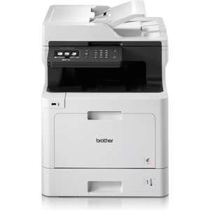 Brother MFC-L8690CDW Color MF Laser Printer- £294.90 - £169.90 after CASHBACK and 3yr Warranty @ Printerland