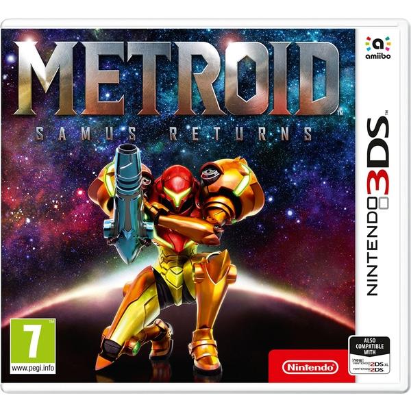 Metroid: Samus Returns (3DS) - £20 @ Smyths C&C