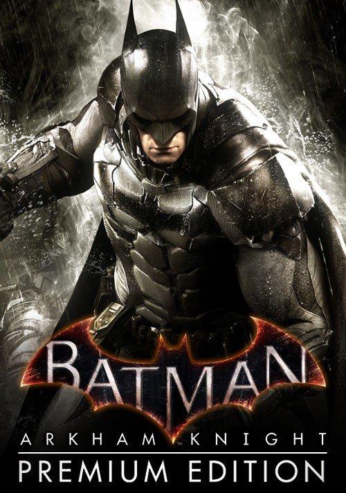 Batman: Arkham Knight Premium Edition PC (Steam) £4.99 @ cdkeys