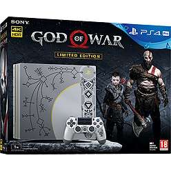Pre-order PS4 Pro God of War Limited Edition Console - Only At GAME - £379.99