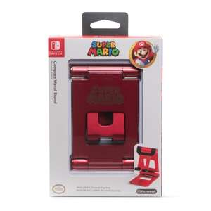Nintendo Switch Metal Super Mario Stand @ Smyths/GAME - £14.99