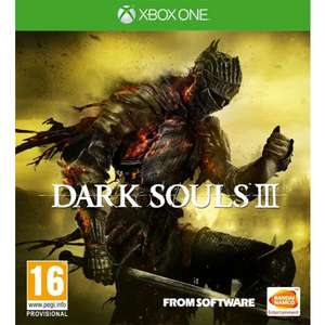Dark Souls III + Dark Souls I included (Xbox One) £11.95 @ TheGameCollection
