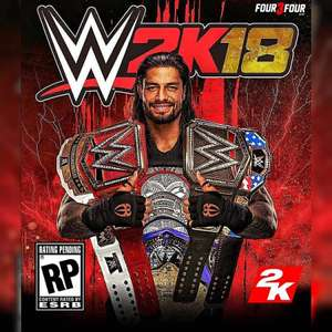 WWE 2K18 - Xbox One FREE THIS WEEKEND