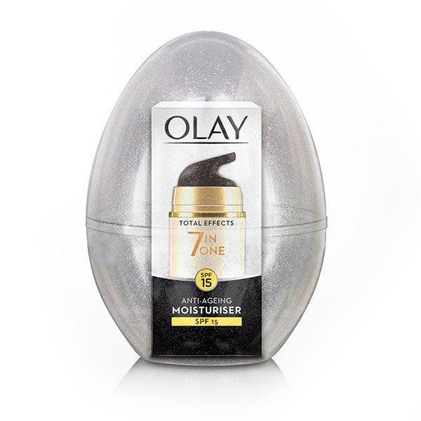 Olay Total Effects Day Moisturiser SPF15 15ml Beauty Egg - £3 @ Superdrug