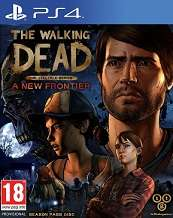 The Walking Dead Telltale Series The New Frontier (Ex rental) PS4 @ boomerang - £9.99