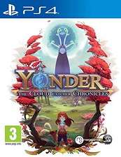 Yonder The Cloud Catcher Chronicles (Ex rental) PS4 @ boomerang - £9.99