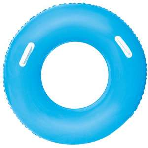 36 INCH GIANT BLUE SWIM RING 99p @ poundstretcher