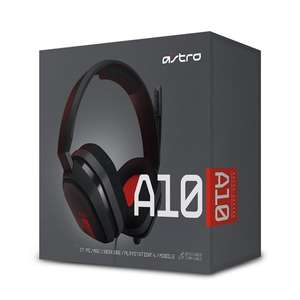 Astro A10 Gaming Headset [PC/  PS4 / Xbox One / Mobile] £48.99 Delivered @ 365games (+£2.45 of player points)