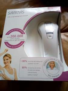 IPL Long-lasting hair removal instore at Lidl for £69.99