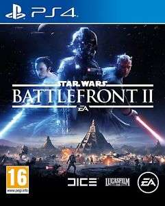 Star Wars Battlefront 2 (PS4) - Used disc, pristine box - Boomerang eBay for £17.99