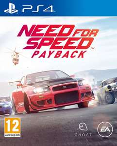 Need for Speed Payback - PS4 - Used - £19.99 - Boomerang eBay