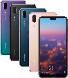 Huawei P20 128GB Black o2 Refresh with Bose Headphones at O2 Shop Cancel the airtime You can Have phone For 361£ (via sales chat team)
