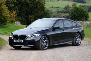 BMW 6 Series Gran Turismo Hatchback 630i M Sport 5dr Auto 2 year lease 8000mpa @ Yes Lease - £3,121 deposit / £347pm x 23 months = £11,097