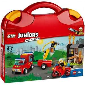 Lego 10740 Juniors Fire Patrol at Tesco Direct for £7.19