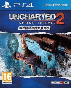 Uncharted 2: Among Thieves Remastered PS4 £5.85 Del @ ShopTo / eBay