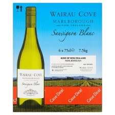 Case of Wairau Cove reduced to clear - £23.69 instore @ Tesco (Norwich Harford Bridge)