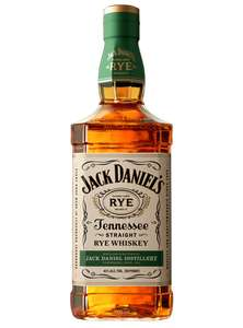 Jack Daniels Tennessee Rye 70cl  half price at Asda (Livingston) - instore only - £12.50