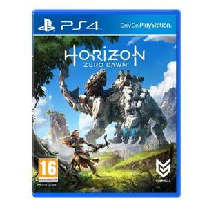 Horizon Zero Dawn PS4 - £13.99 @ Smyths Toys (C&C)