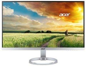 Acer WQHD H277HU Monitor - £199.98 @ Ebuyer