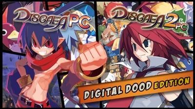 Disgaea + Disgaea 2 Digital Doods Edition (PC) £11.69 at Fanatical
