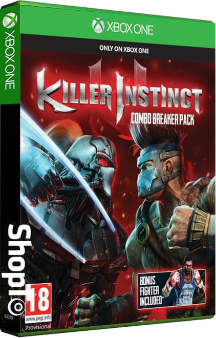 Killer Instinct Combo Breaker Pack xbox one £4.50 delivered @ shopto